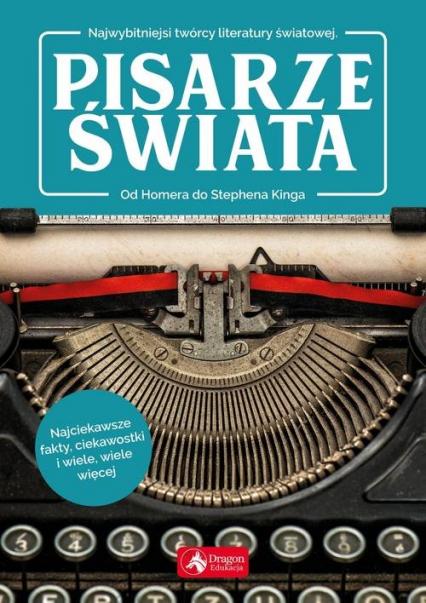 Pisarze świata - Katarzyna Zioła-Zemczak | okładka