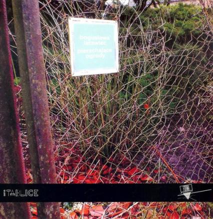 Pierzchające ogrody - Bogusława Latawiec | okładka