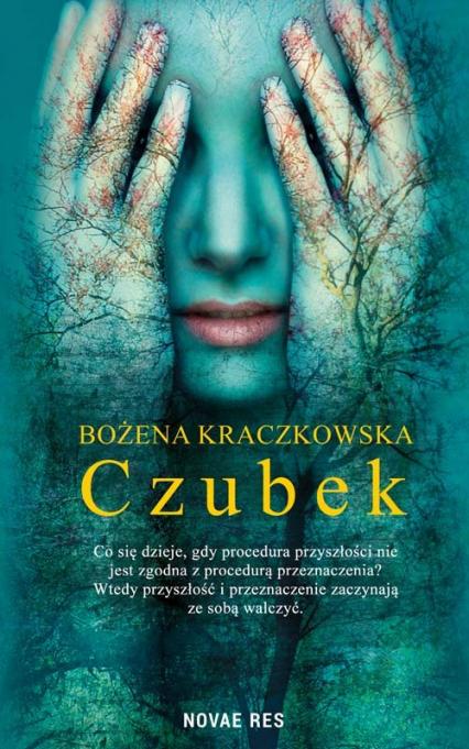 Czubek - Bożena Kraczkowska | okładka