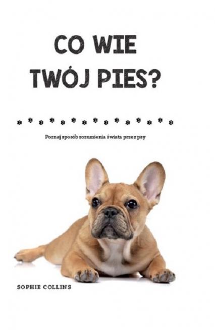 Co wie Twój pies? Poznaj sposób rozumienia świata przez psy - Sophie Collins | okładka