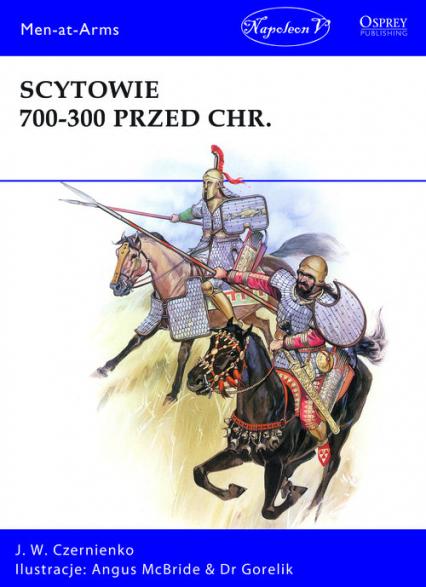Scytowie 700-300 przed Chr. - J.W. Czernienko | okładka