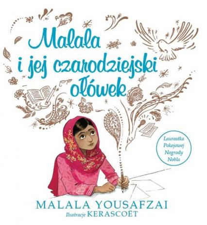 Malala i jej czarodziejski ołówek - Malala Yousafzai | okładka
