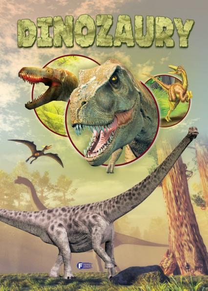 Dinozaury -  | okładka