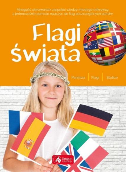Flagi świata - Iwona Czarkowska | okładka
