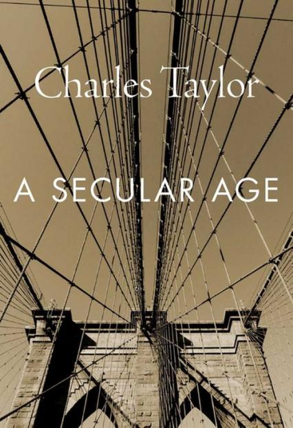 Secular Age - Charles Taylor | okładka