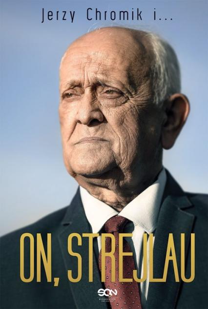 On Strejlau - Strejlau Andrzej, Chromik Jerzy | okładka