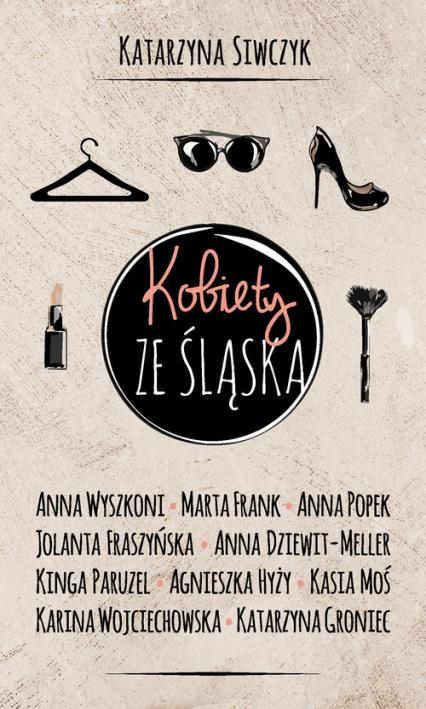 Kobiety ze Śląska - Katarzyna Siwczyk | okładka