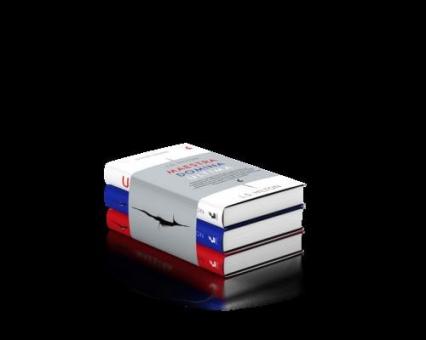 Maestra / Domina / Ultima Pakiet - L.S. Hilton | okładka