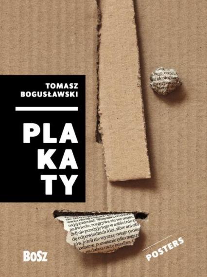 Bogusławski Plakaty - Zdzisław Schubert | okładka