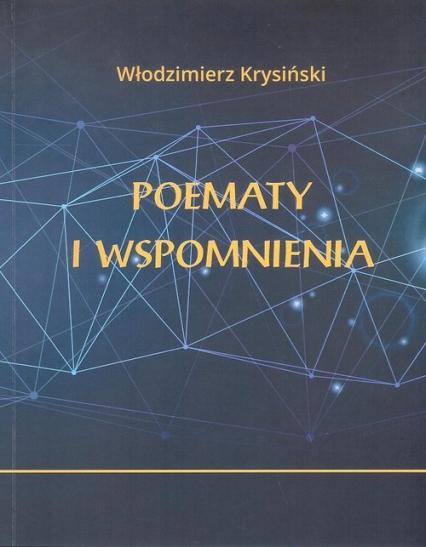 Poematy i wspomnienia - Włodzimierz Krysiński | okładka