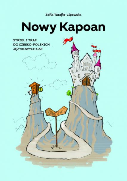 Nowy Kapoan - Zofia Tarajło-Lipowska | okładka