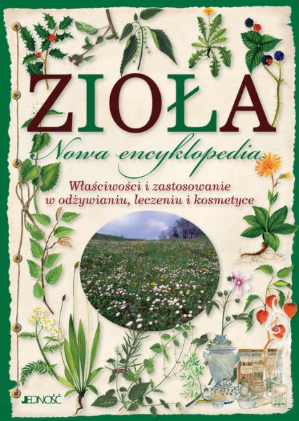 Zioła Nowa encyklopedia Właściwości i zastosowanie w odżywianiu, leczeniu i kosmetyce - Paola Mancini, Barbara Polettini | okładka
