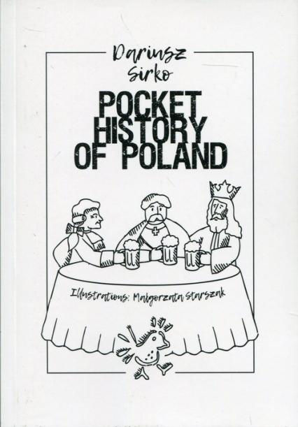 Pocket History of Poland - Dariusz Sirko | okładka