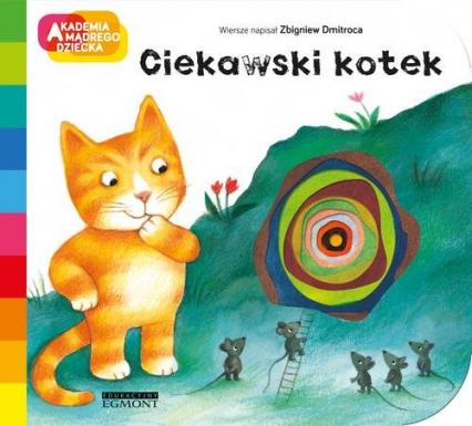 Ciekawski kotek - Zbigniew Dmitroca | okładka