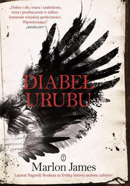 Diabeł Urubu - James Marlon | okładka