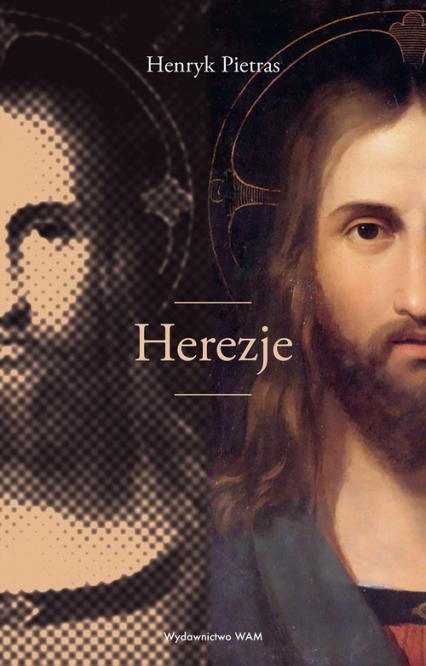 Herezje - Henryk Pietras   okładka