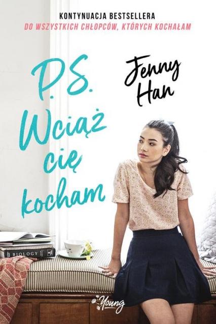 P.S. Wciąż cię kocham Chłopcy Tom 2 - Jenny Han | okładka