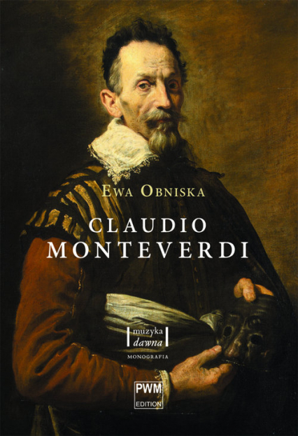 Claudio Monteverdi - Ewa Obniska | okładka
