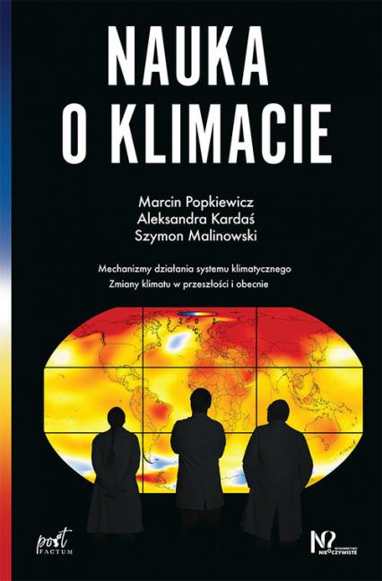 Nauka o klimacie - Popkiewicz Marcin, Kardaś Aleksandra, Malinow | okładka