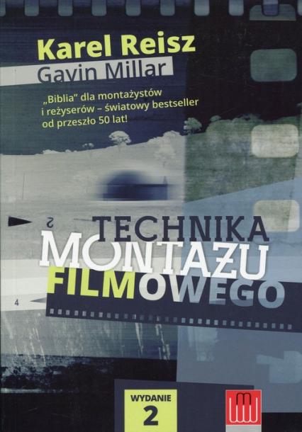 Technika montażu filmowego -  | okładka