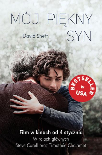 Mój piękny syn - David Sheff | okładka