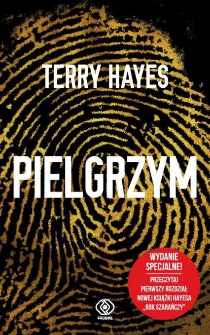 Pielgrzym - Terry Hayes   okładka
