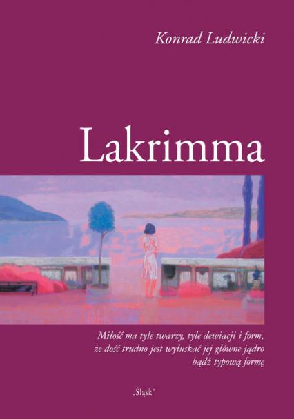 Lakrimma - Konrad Ludwicki | okładka
