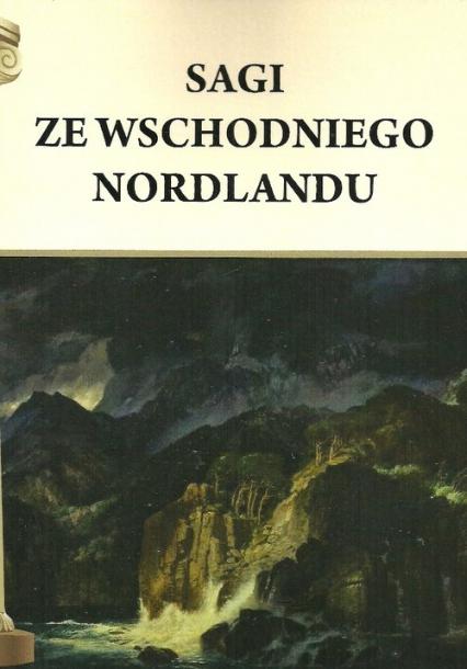Sagi ze wschodniego Nordlandu -  | okładka