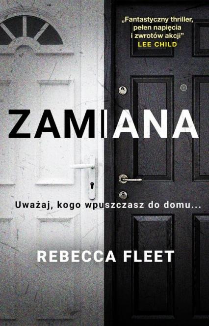 Zamiana - Rebecca Fleet | okładka