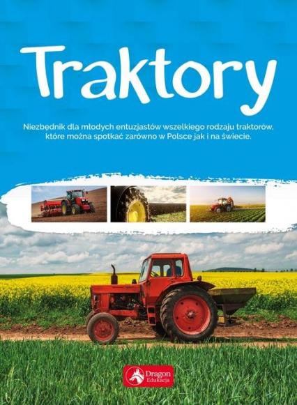Traktory - Justyna Tomas | okładka