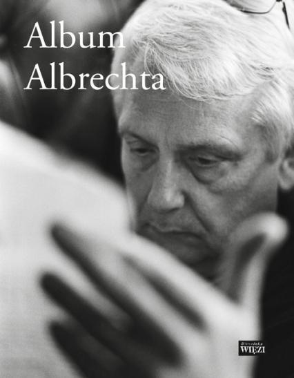 Album Albrechta -    okładka