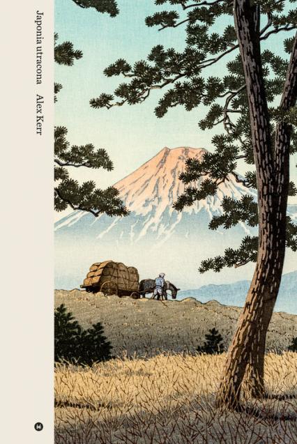 Japonia utracona - Alex Kerr | okładka