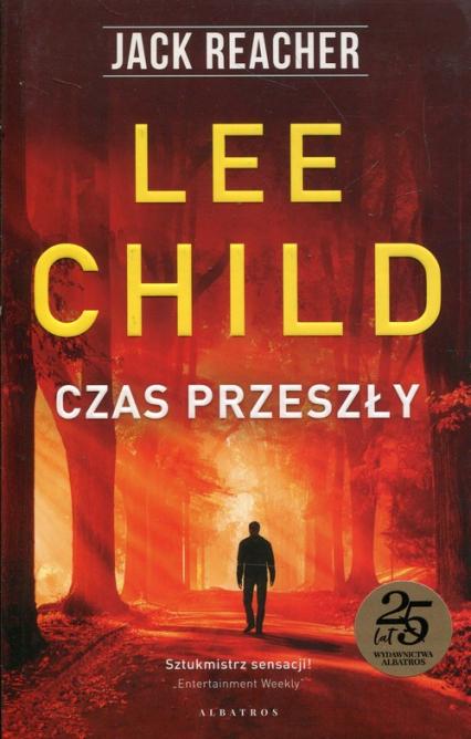 Czas przeszły - Lee Child | okładka