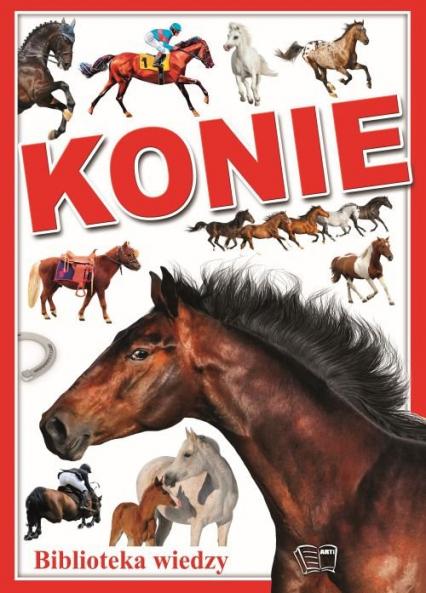 Konie -  | okładka