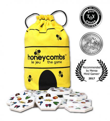 Honeycombs -  | okładka