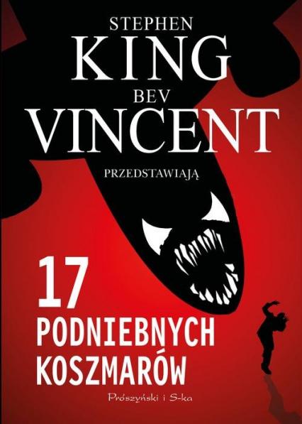 17 podniebnych koszmarów - King Stephen, Vincent Bev | okładka