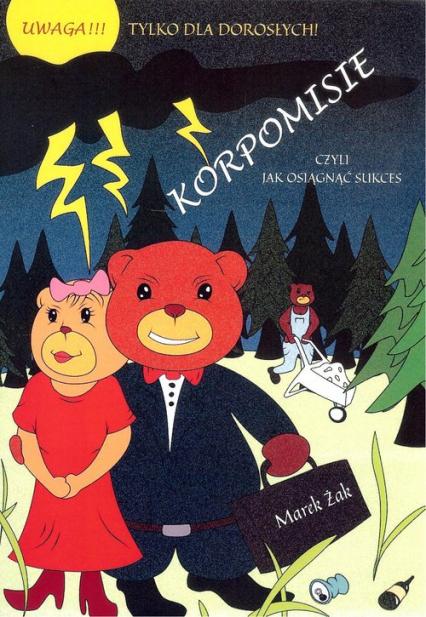 Korpomisie - Marek Żak | okładka
