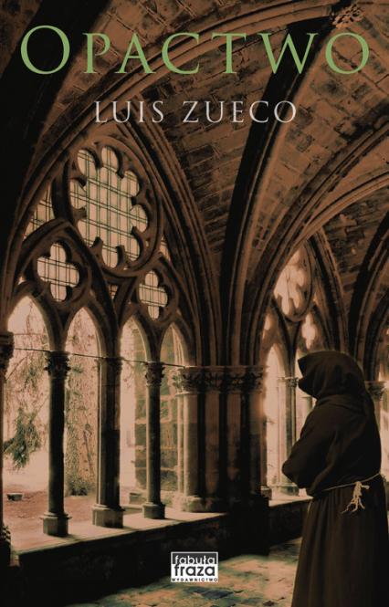 Opactwo - Luis Zueco | okładka