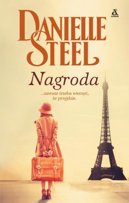 Nagroda - Danielle Steel | okładka