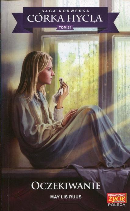 Córka hycla 24 Oczekiwanie - Ruus May Lis | okładka