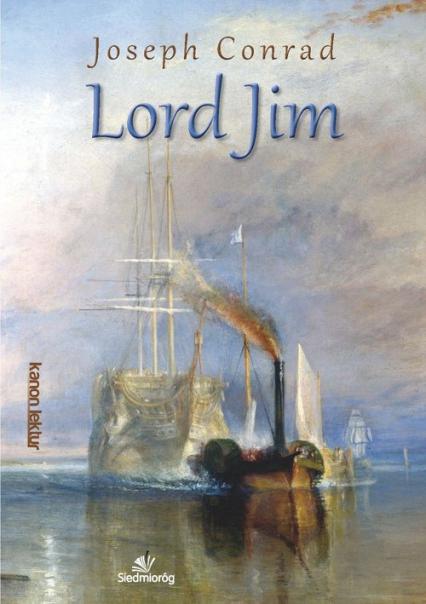 Lord Jim - Joseph Conrad   okładka