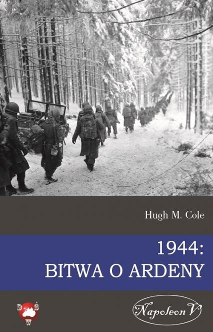 1944 Bitwa o Ardeny - Cole Hugh M.   okładka