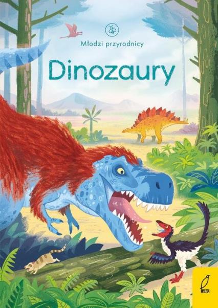 Młodzi przyrodnicy Dinozaury - Emily Bone | okładka