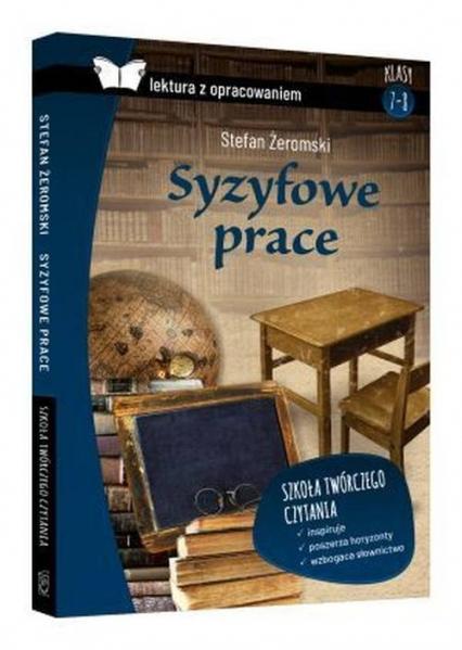 Syzyfowe prac Lektura z opracowaniem - Stefan Żeromski | okładka