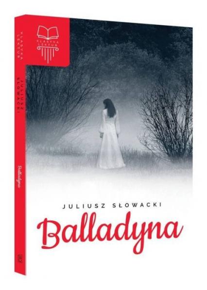 Balladyna / SBM - Juliusz Słowacki   okładka