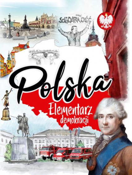 Polska. Elementarz demokracji - A. Nożyńska-Demianiuk | okładka