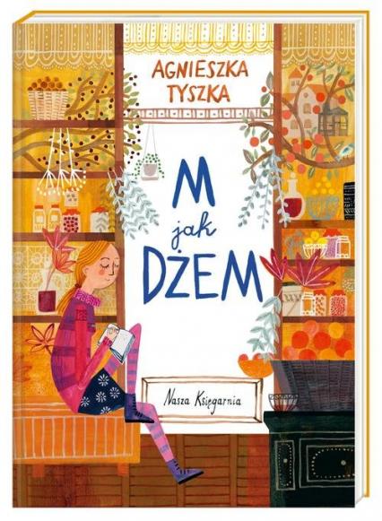 M jak dżeM - Agnieszka Tyszka   okładka