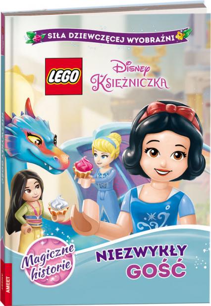 LEGO Disney Księżniczka Niezwykły gość LNRD-6102 - Jessica Brody | okładka