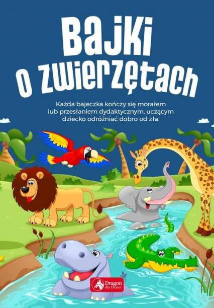 Bajki o dinozaurach - Iwona Czarkowska | okładka