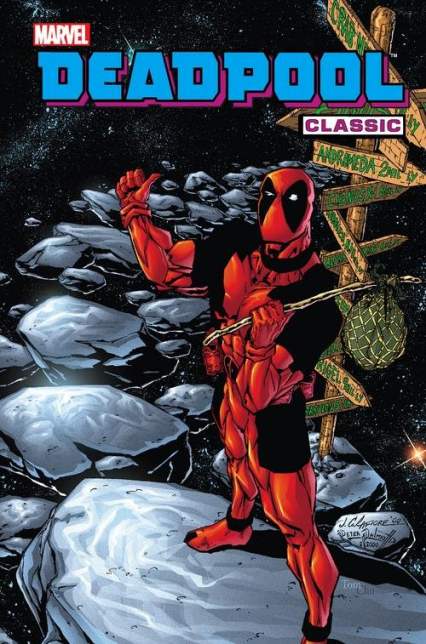 Deadpool Classic Tom 6 - Christopher Priest | okładka